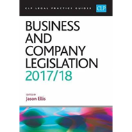 Business and Company Legislation 2017/2018 (BOK)