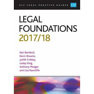 Legal Foundations 2017/2018 (BOK)