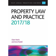 Property Law and Practice 2017/2018 (BOK)