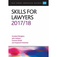 Skills for Lawyers 2017/2018 (BOK)