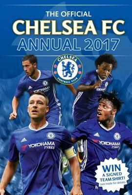 Official Chelsea Annual 2017 (BOK)