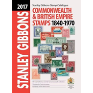 2017 Commonwealth & Empire Stamp Catalogue 1840-1970 (BOK)