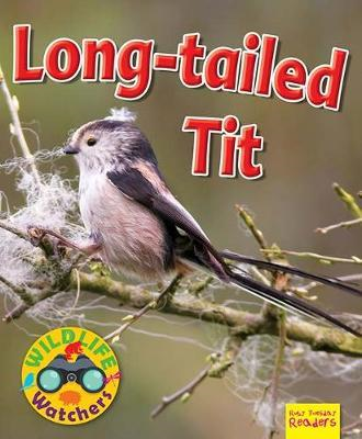 Wildlife Watchers: Long-Tailed Tit (BOK)