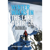 Produktbilde for Winter Walks and Climbs in the Lake District (BOK)