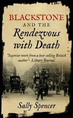Blackstone and the Rendezvous with Death (BOK)