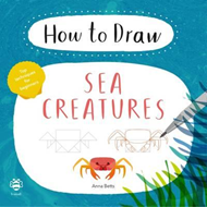 How to Draw Sea Creatures (BOK)