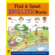 Find & Speak English Words (BOK)