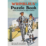 Wrinklies Puzzle Book: Clever Conundrums for Older Intellect (BOK)
