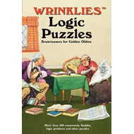 Wrinklies Logic Puzzles: Brainteasers for Golden Oldies (BOK)