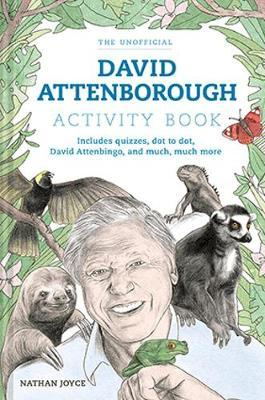 Celebration of David Attenborough: The Activity Book (BOK)