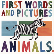 First Words & Pictures: Animals (BOK)