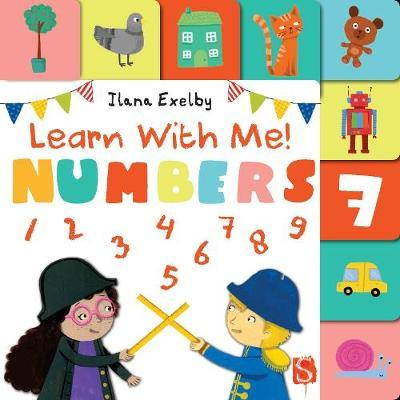Learn With Me! Numbers (BOK)