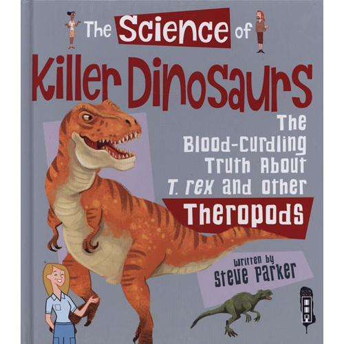 Science Of Killer DInosaurs (BOK)