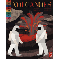 Starters: Life In A Volcano (BOK)