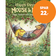 Produktbilde for Happy Days for Mouse and Mole (BOK)