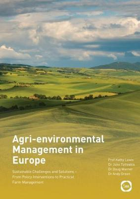Agri-environmental Management in Europe (BOK)