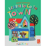 Little Learners: Going To Town (BOK)
