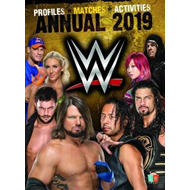 Official WWE Annual 2019 (BOK)