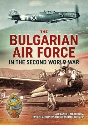 Bulgarian Air Force in the Second World War (BOK)