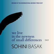 we live in the newness of small differences (BOK)