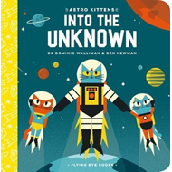 Produktbilde for Astro Kittens: Into the Unknown (BOK)