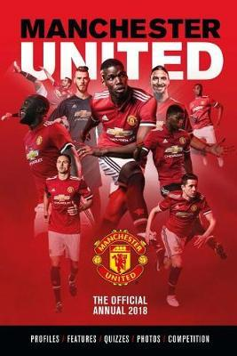 Official Manchester United FC Annual 2019 (BOK)