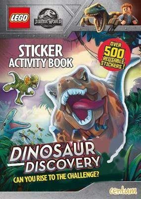 Lego - Jurassic World - Sticker Activity (BOK)