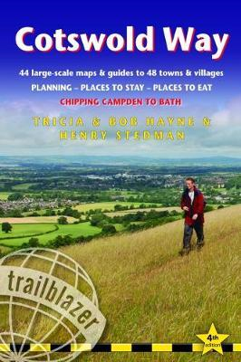 Cotswold Way: Chipping Campden to Bath (Trailblazer British (BOK)