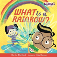 Produktbilde for What is a rainbow? (BOK)