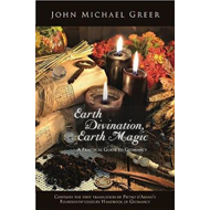 Produktbilde for Earth Divination, Earth Magic - A Practical Guide to Geomancy (Contains the First Translation of Pie (BOK)
