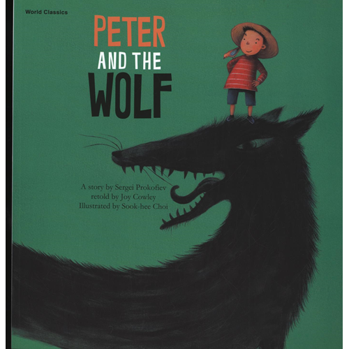 Peter and the Wolf (BOK)