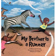 Produktbilde for My Brother is a Runner (BOK)