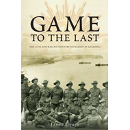 Game to the Last (BOK)
