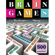 Produktbilde for Brain Games (BOK)
