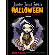 Jasmine Becket-Griffith Coloring Book (BOK)