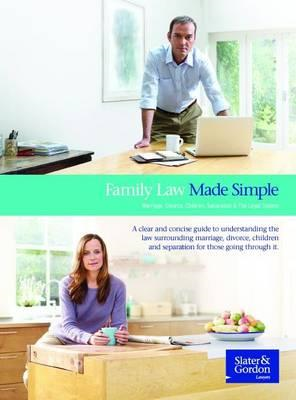 Family Law Made Simple (BOK)