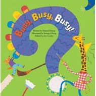 Busy, Busy, Busy! (BOK)