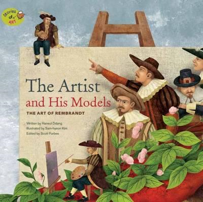 Artist and His Models (BOK)