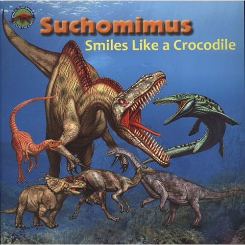 Suchomimus smiles like a Crocodile (BOK)