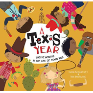 Produktbilde for Texas Year (BOK)