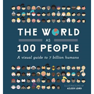 World as 100 People (BOK)