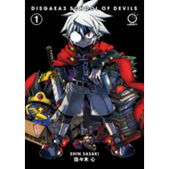 Disgaea 3: Volume 1: School of Devils (BOK)