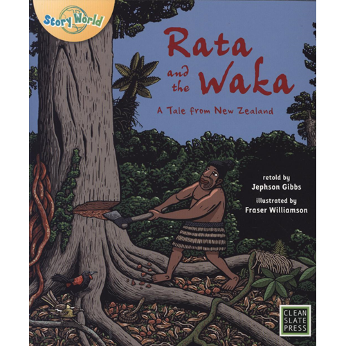 Rata and the Waka (BOK)