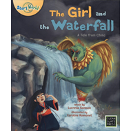 Girl and the Waterfall (BOK)