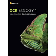 OCR Biology 1 A-Level/AS Student Workbook (BOK)