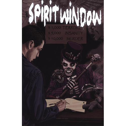 Spirit Window (BOK)