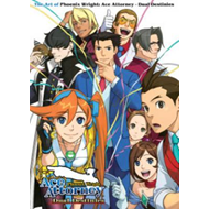 Art of Phoenix Wright: Ace Attorney - Dual Destinies (BOK)