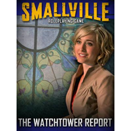 Smallville: The Watchtower Reports (BOK)
