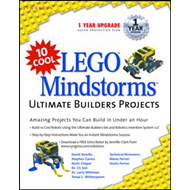 10 Cool Lego Mindstorm Ultimate Builders Projects (BOK)
