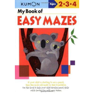 My Book of Easy Mazes (BOK)